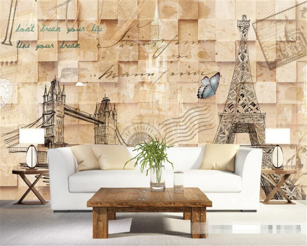 London Bedroom Wallpaper Compare Prices On London Bedroom Wallpaper Online Shopping Buy
