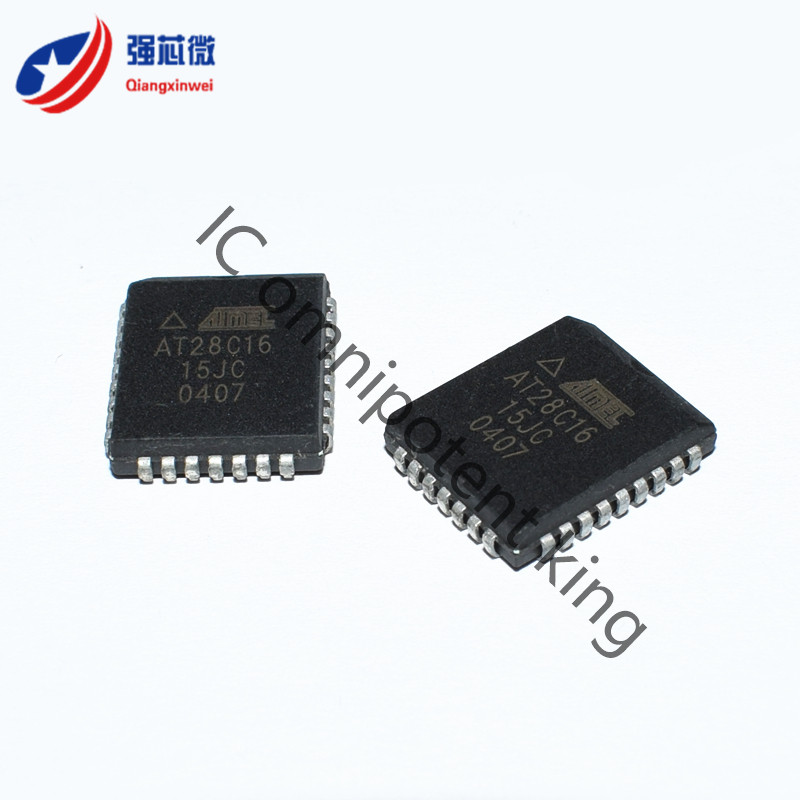 Welcome to buy AT28C16-15JC  AT28C16- AT28C16 Integrated IC Chip original