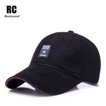 Rancyword  Cotton Baseball Cap Men Women Cap Hats Outdoor Caps Factory  Direct Adjustable Solid 7d998c972203