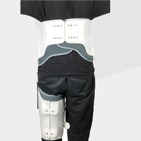 FULI post fixation and fixation of fixed femoral fractures after hip dislocation Knee joint orthosis with patella can adjust