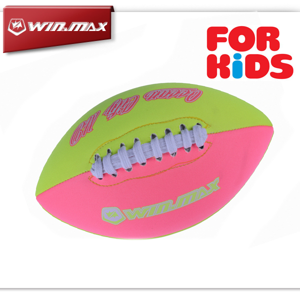 2015 WINMAX Hot Summer Style New Design Beach Soccer Size# 5 Machine Sewing Football Ball Rugby ball