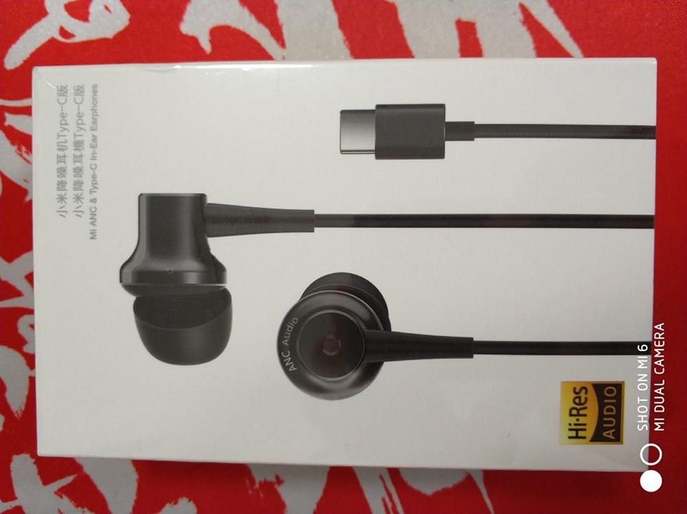 Noise Canceling Headphones Sports Headphones Xiaomi Headphones Original Xiaomi ANC-Tipo C Earphone.. (2)