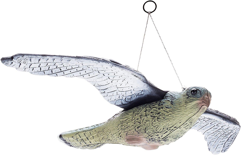 Fliegen Hawk-Garten Repellent kleine tier vogel repeller Vogelscheuche Decoy