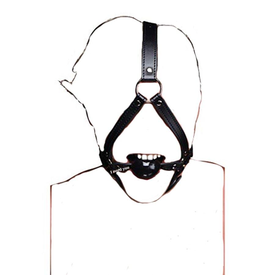 Кляп в рот а член между ног — pic 15