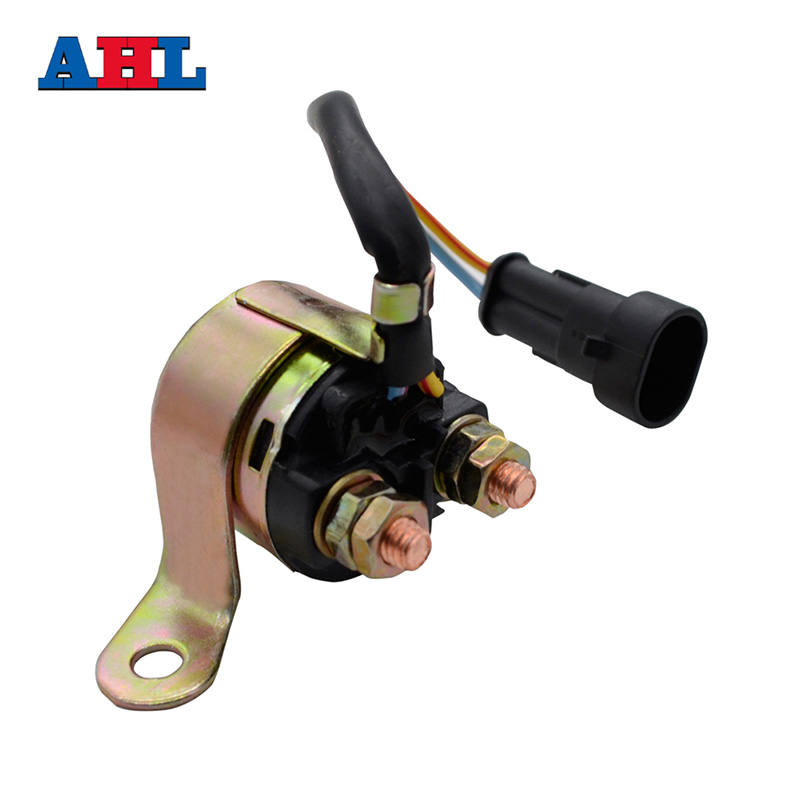 Replacement Parts Brake System AHL Starter Solenoid Relay