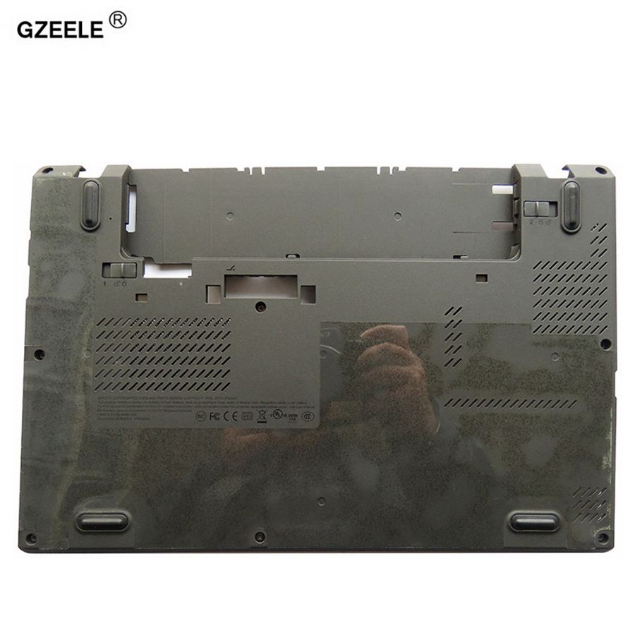 NEW laptop Bottom case Base Cover for IBM Lenovo ThinkPad X240 X250 04X5184 0C64937 series MainBoard Bottom Casing case D shell цена