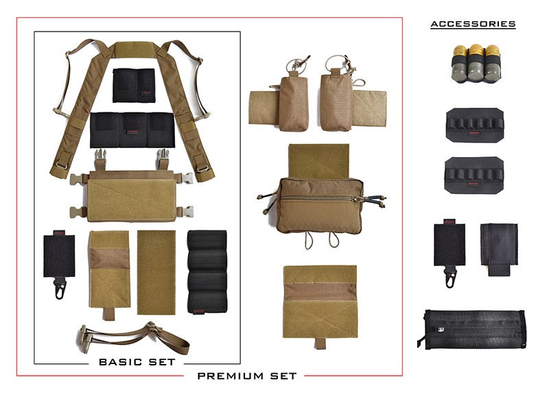 Chassis-MK3-Chest-Rig-Set-Series