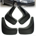 Accesorios 4 unids/set ajuste para 2008 2009 2010 2011 2012 2013 citroen c5 sedan mud flap guardabarros antisalpicaduras