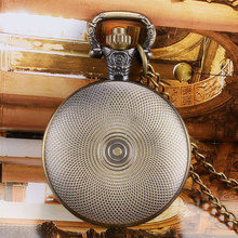 Hot Fashion Theme Gift Hunger Games Pocket Watch Pendant Necklace Cosplay Collection Phoenix