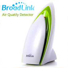 Broadlink A1 E-Air Air Quality Detector Filter Testing Air Humidity PM2.5 Remote Control by WIFI/Infrared Home Automation System