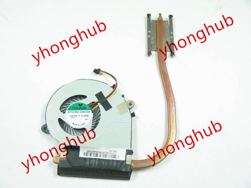 SUNON EF75070S1-C090-G99, ASV3CBL0TA0I0044MIUU DC 5V 2.50W    Bare Fan delonghi antg 46 asv gu