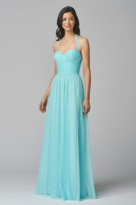 Compare Prices on Silk Chiffon Bridesmaid Dresses- Online Shopping ...