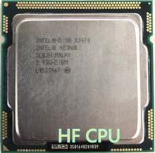 Inteligencia X3470 Quad Core 2,93 GHz LGA 1156 95 W 8 M Cache Desktop CPU igual i7 870 scrattered piezas x3470 1156(China)