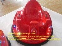 Ufo Bumper Car Funfair Amusement Kids Rides Battery Bumper Car For Sale