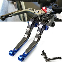 adjustable&extenable CNC motorcycle brake clutch lever FOR suzuki gsxr 600 k6 K9 GSXR 1000 K5 gsxr 750 gsx-r 1000 k3 k4 all year extendable folding brake clutch lever for suzuki gsxr 600 750 06 10 gsx 1000 r 05 06 cnc adjustable new