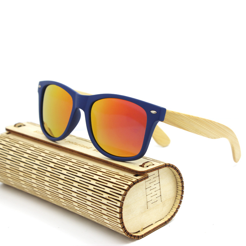 b10376a3a9 Buena bambú Calidad madera sol hombre hombres de los de gafas de de  rCrdnwPzq
