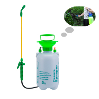 Garden Sprayer Pump With Stainless Nozzle Water Sprayer Agricultural Mist Irrigation Sprayer Garden Hand Pressure Sprayer
