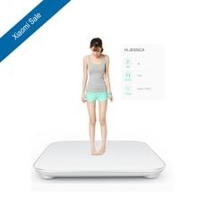 Original Xiaomi Scale Mi Smart Health Weighing MiScale Electronics Bluetooth4. Lose Weight Digital Scale White xiaomi smart home