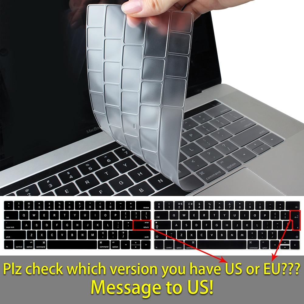 Laptop Case for MacBook Pro Air 11 12 13 15 Model A1466 A1706 A1707 - Նոթբուքի պարագաներ - Լուսանկար 6