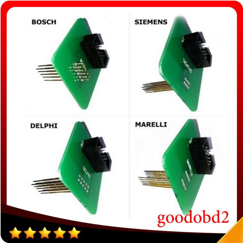 BDM FRAME Adapter and pin Only Adapter 40pcs BDM Pin Work for BDM Frame Ktag K