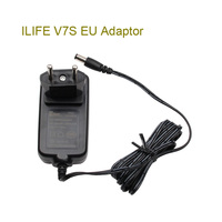 Original ILIFE V7S Adaptor 1 pc, Robot Vacuum Cleaner parts from the factory.