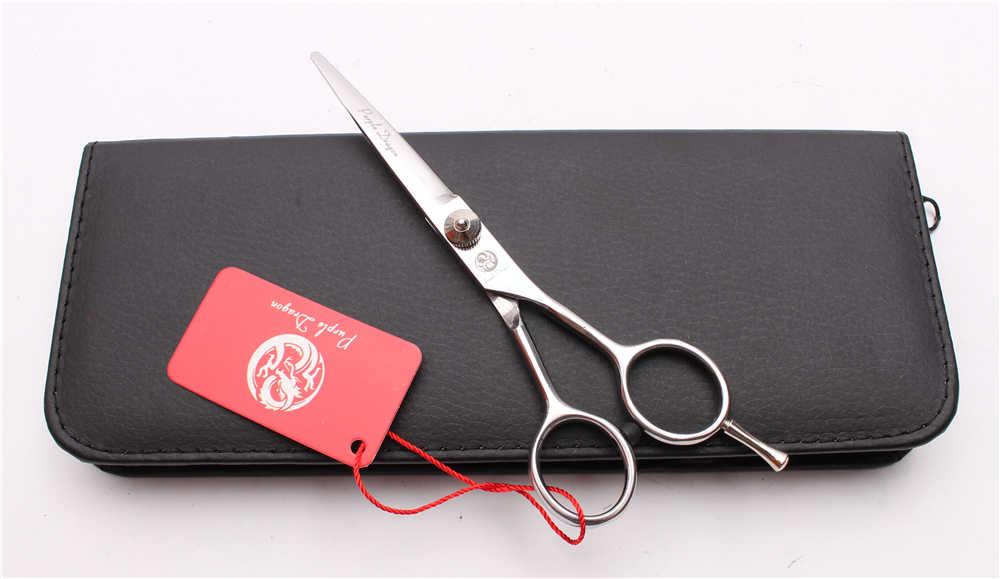 """Tijeras para el cabello de dragón púrpura de 100 piezas de 5,5 """"6"""" herramienta de peluquería"""