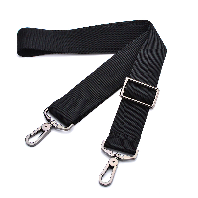 KZ 3.8cm Wide Computer Bag Nylon Strap Men Briefcase Crossbody Laptop Bag Shoulder Belts Adjustable 90-155cm Long Bands KZ1025