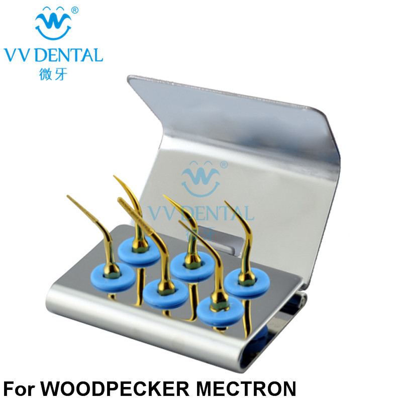 WSPK- Dental ultrasonic surgery periodontic kit dental piezo surgery tip for WOODPEKCER ULTRASURGERY MECTRON PIEZOSURGERY цены