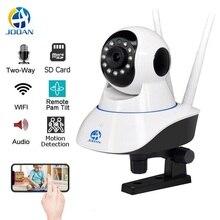 Домашняя охранная ip-камера WiFi Беспроводная сетевая камера видеонаблюдение Wi-Fi ночное видение мониторинг 720 P 1080 P камера видеонаблюдения