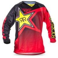 2017 2018 Mtb Jersey Motocross New Red Black Yellow Moto GP Mountain Bike Motocross Jersey BMX