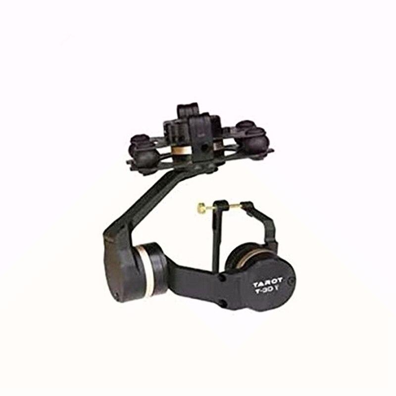 TAROT TL3T05 cardan aérien sans balais 3 axes pour drone RC quadrirotor multirotor FPV pour caméra d'action gopro hero 5/6