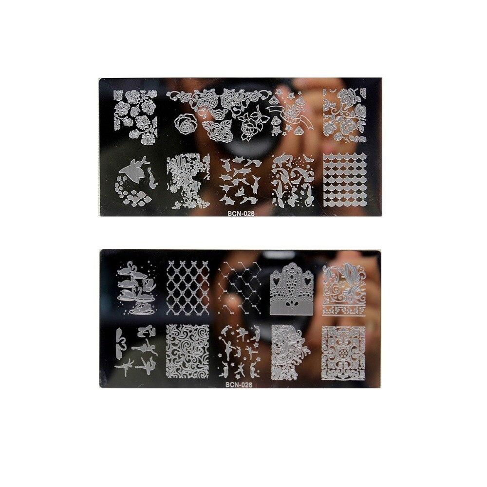 modelos arte do prego 10 pcs 04
