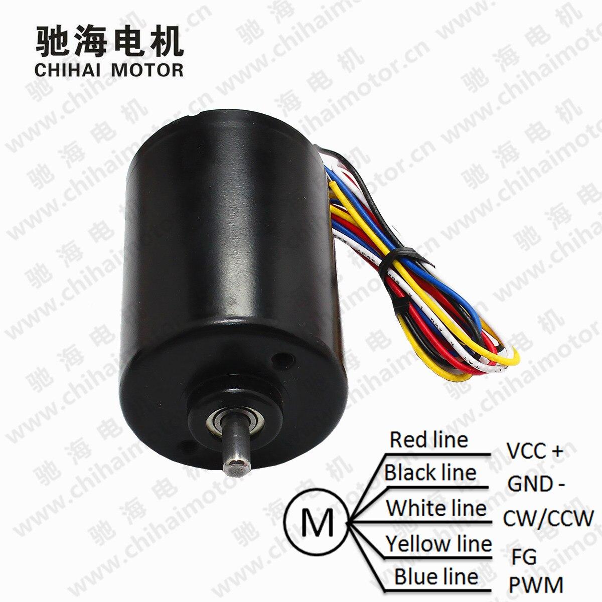 все цены на DC12V / 4000RPM 24V / 8000RPM BLDC4260 Brushless Permanent Magnet DC Motor Built - in Drive онлайн