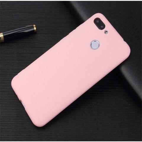 For Xiaomi Mi 8 Lite Cases Ksiomi Xiomi Mi8 Lite Cover Back Silicone Soft Ultra Thin Matte Xaomi Mi8 Lite case Islamabad