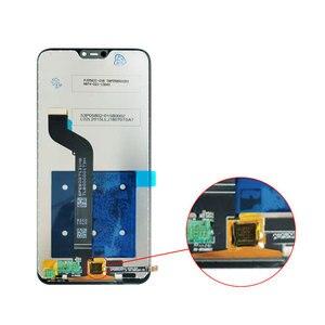 Image 2 - AICSRAD lcd ディスプレイシャオ mi mi A2 Lite 5.84 インチタッチスクリーンデジタイザアセンブリシャオ mi 赤 mi 6 プロ送料無料でツール