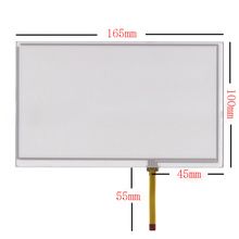 Digitizer-Panel Touch-Screen HSD070IDW1 Innolux 165mm--100mm New 94/93 7''
