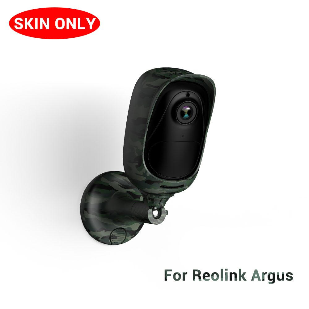 Reolink Battery Wifi Camera Argus Camouflage Skin Suit(ONLY FOR REOLINK ARGUS) мышеловка argus сз 030014