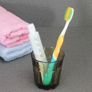 Image 3 - Pasa 1 Stks/pak Kleur Zachte Fijne Borstel Tandenborstel Volwassen Tanden Reinigen Antibacteriële Superfijne Verwijderen Koffie Vlekken