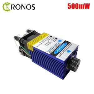 500mW 405nm Focusable Blue Las