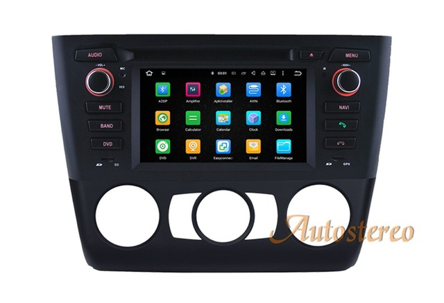 Quad Core Android7 1 Car Gps Navigation Dvd Headunit For