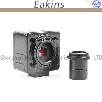 5.0MP USB Cmos Camera Elektronische Vdieo Digitale Oculair Industrie Microscoop 23.2mm Adapter C-mount Voor Biologische microscoop