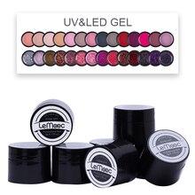 LEMOOC 5ml UV Gel Polish New 2019 Nail Art Tips 180 Colors LED Soak Off Varnish DIY Paint Ink Manicure