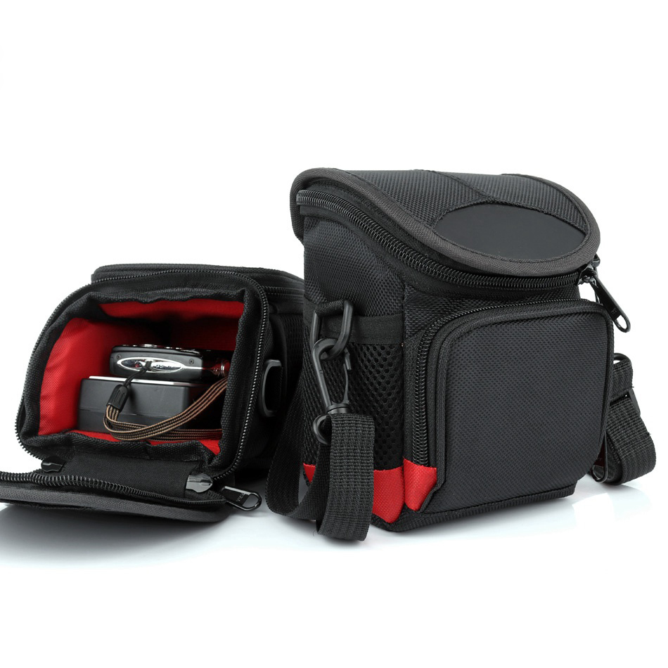 Camera/video Bags Sweet-Tempered Digital Camera Bag Case For Sony Rx100 Rx100 Iii Iv V Ii M5 Rx100m5 Rx100m4 Rx100m3 A5000 A5100 A6000 Hx90 Hx60 Hx50 Wx350 W830 Delicacies Loved By All
