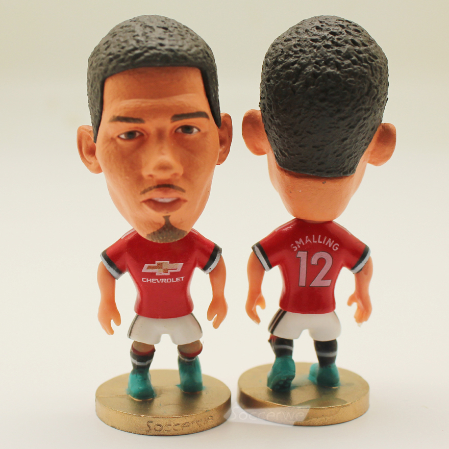 Soccer Star 12# SMALLING (MU-2018) 2.5 Action Dolls Figurine