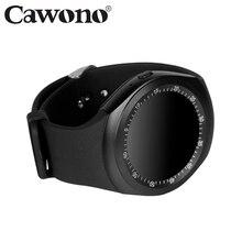 Cawono Y1 Smartwatch Bluetooth Smart Watch Reloj Relogio 2G GSM SIM App Sync Mp3 for Apple iPhone Xiaomi Android Phones PK DZ09