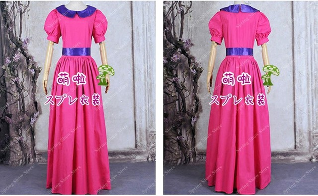 Adventure Time Princess Bubblegum Anime Custom Made Dress Cosplay Costume & Adventure Time Princess Bubblegum Anime Custom Made Dress Cosplay ...