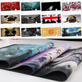 890x400mm Custom Design Extended Gaming Wide Large Rubber Mouse Pad Big Size Desk Mat Keyboard Pad Anti-skid
