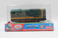 Y2004 Thomas And Friends PAXTON Train Engine Toy Train Plastic Material Kids Play With Packaging