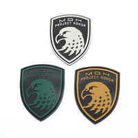 New Products Spot PVC Ministry Of Health 2017 Project Medal Of Honor Badge Waterproof Disposable