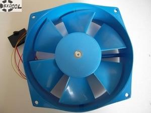 Image 1 - SXDOOL 200FZY2 D 21070 einzigen flansch AC fan axial lüfter lüfter 220V